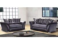 💖BEST SELLING SOFAS💥CHRISTMAS OFFER/Brand New❋SHANNON Corner❋3 + 2 Sofa in 2 COLORS💖2-SIDE corner