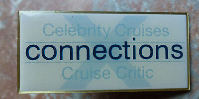 Celebrity Cruise Connections Pin Cruise Critic