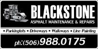 Blackstone Aspalt Repair