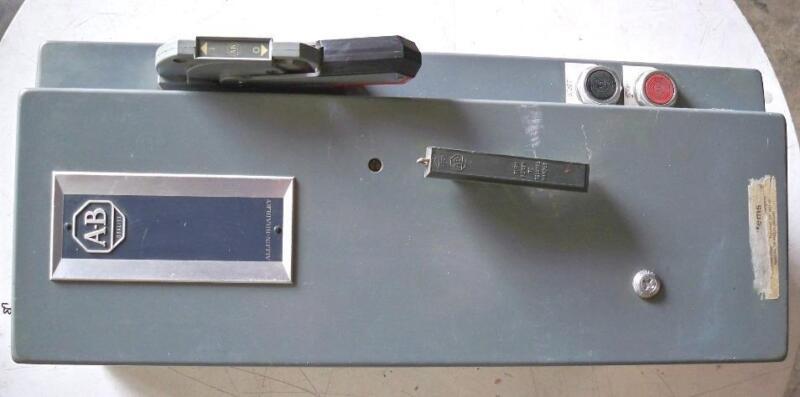 Allen Bradley Motor Starter 512-BDB-6-24 512BDB624