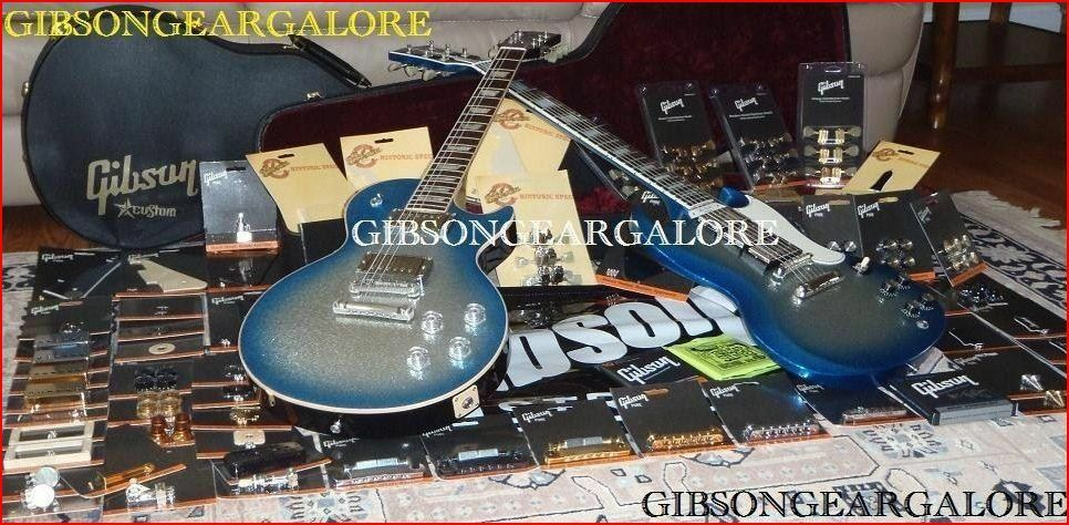 Gibson Gear Galore
