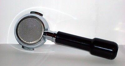 Rancilio Bottomless Portafilter - Naked - 1165187 Espresso Machine Set Kit
