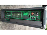 Trace Elliot Amp Bass Guitar AH500x Bi Amplifier Head