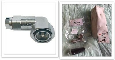 Andrew Connector Andf4dr-c 7-16 Din-m For Superflex With Captive Pin
