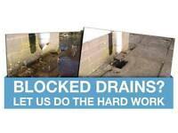 BLOCKED DRAINS-BLOCKED SINKS-BLOCKED MANHOLES-BLOCKED TOILETS- GUTTER CLEANING 0161 327 2503