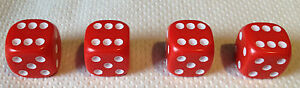 4-x-RED-Dice-Dust-Valve-Caps-novelty