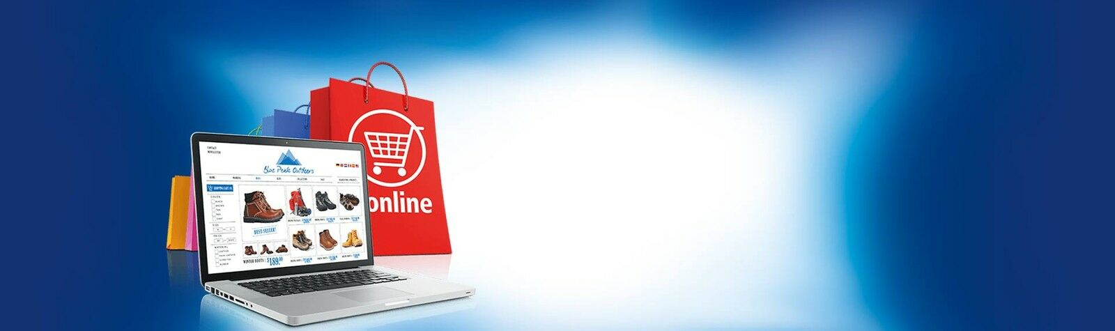 We Sell it All Online