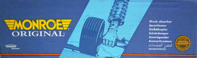 Monroe Hintere Stoßdämpfer R3735 Nissan Micra 1983-1992
