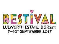 Bestival 2017 - 7/09/2017 Adult weekend X2