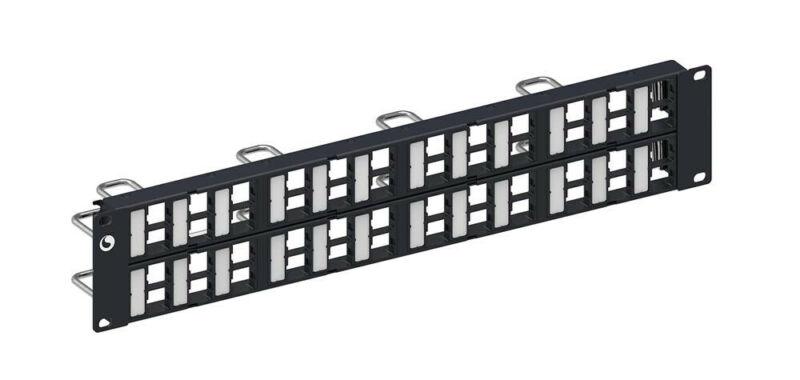 Commscope 760207282 CPP-UDMM-M-2U-48 48Port Distribution Modular Panel
