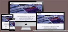 Cheap Website Design from £189 - Affordable Freelance Wordpress Web Designer