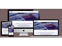 Cheap Website Design from £189 - Affordable Freelance Wordpress Web Designer