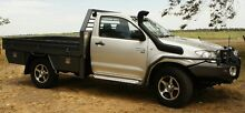 2011 Toyota Hilux Single Cab Ute Alfredton Ballarat City Preview