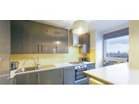 Recently refurbished 13th floor apartment with wooden flooring and spectacular views