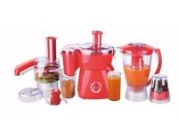 Food Processor Multi Functional 7 In 1 Grinder Blender Chopper Shredder Mixer