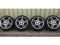 Mercedes CLA AMG Alloy Rims