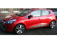 2013 RENAULT CLIO TCE (CAT D Professionally Repaired)