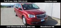 2016 Chrysler Town & Country Touring with Stow n' Go