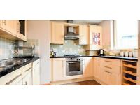 Wapping West 2 bed 2 bath apartment moments away from Tower Bridge. Perfect for Sharers!