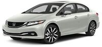 2015 Honda Civic Touring Delta/Surrey/Langley Greater Vancouver Area Preview