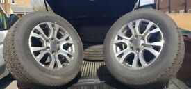 Ford Ranger Alloy Wheels