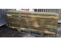 Wooden Railway Sleepers * Various Sizes *