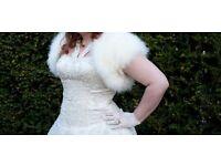 Wedding Dress - Eternity Bride D5000 (Size 14)