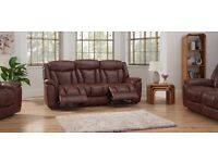 *14-DAYS-MONEY BACK-GUARENTY NEW LARGE CORNER SOFA WITH COMFY EXTRA PADDED SEATS EASY+SAME DAY DROP