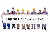 Job done plumber service Call on 073 9846 1952