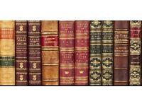 Antique books WE BUY BOOKS !!!!!!