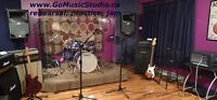 Jam / Practice Space, Greater Moncton Area