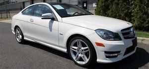 2012 Mercedes-Benz C-Class C250 -- COUPE -- A.M.G -- PANORAMA
