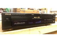 Sherwood CDC-680 5 Disc CD Player