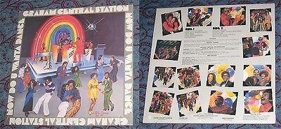LP GRAHAM CENTRAL STATION: now do u wanta dance (in Folie)