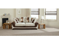 3 Seater Sofa Scatter Back