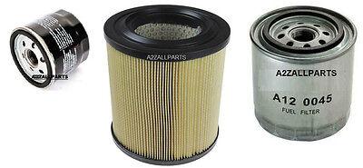 **12 Valve** OIL//AIR//FUEL 2//99-6//00 B2500 Pickup 2.5TD Engine Filter Kit