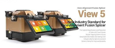 Inno View 5 Core Alignmentdacas Fusion Splicer Kit New 3 Year Warranty