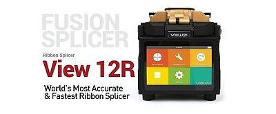Inno View 12r Ribbon Fusion Splicer Kit New 3 Year Warranty