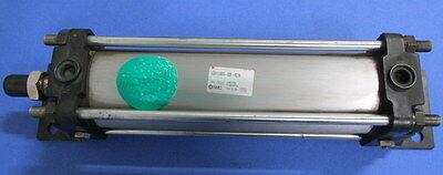 Smc Hydraulic Cylinder Cda1ln63-200-xc18