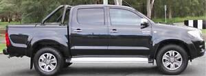 2011 Toyota Hilux 'SR5' DUAL CAB 4X4 TURBO DIESEL REGO &  RWC Southport Gold Coast City Preview