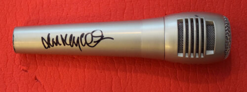 John Mayall Signed Autographed Microphone The Blues Breakers