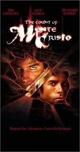 The Count of Monte Cristo (2002) VHS