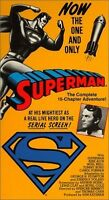1948 Superman 15-Chapter Serial on VHS
