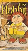The Hobbit VHS