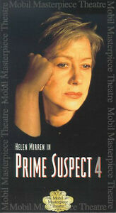 3-Movie Box Set - Helen Mirren PRIME SUSPECT