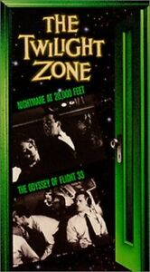 The Twilight Zone  on VHS - 6 Tapes