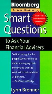 Smart Questions To Ask Your Financial Advisors  Bl