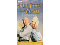 One Foot in the Grave - Complete Series 6 [VHS]