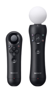 Looking for a set of PlayStation 3 Move Controllers