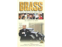 Brass: The Complete First Series [VHS] [1983]
